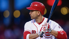 Votto wins second Lou Marsh Award