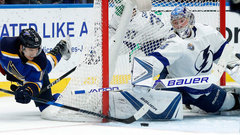 NHL: Lightning 3, Blues 0