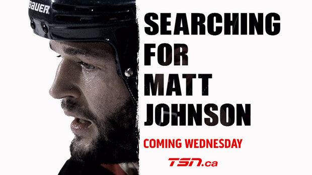 TSN Original: Searching for Matt Johnson - Trailer