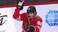 NHL: Panthers 2, Blackhawks 3 (OT)