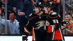 NHL: Hurricanes 2, Ducks 3