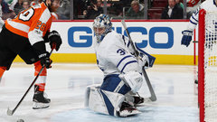 Leafs learn they can't 'out-goaltend' opposition every night