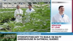 Hydropothecary CEO: Quebec targeting cannabis price of $7-8 per gram
