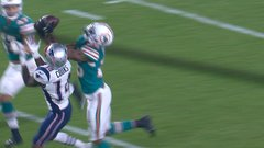 Must See: Howard makes spectacular interception on Brady's deep ball