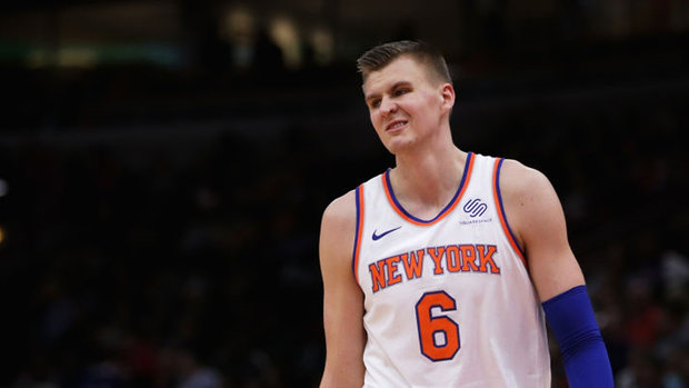 Max guarantees Porzingis will never win title with Knicks