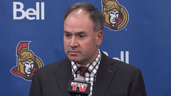 Dorion: We're looking at everything, but not making coaching change