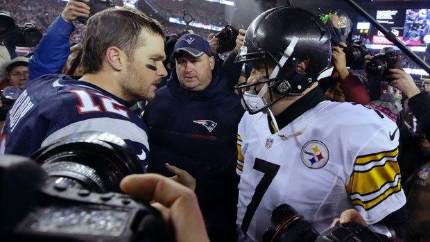 High stakes for Brady-Big Ben showdown