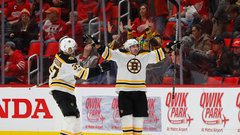 NHL: Bruins 3, Red Wings 2 (OT)