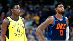NBA: Thunder 100, Pacers 95