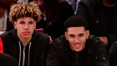 Pippen: 'It's not going to be good' for Ball brothers overseas