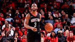 NBA: Hornets 96, Rockets 108