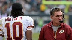 RG III dispels rumours about time in Washington