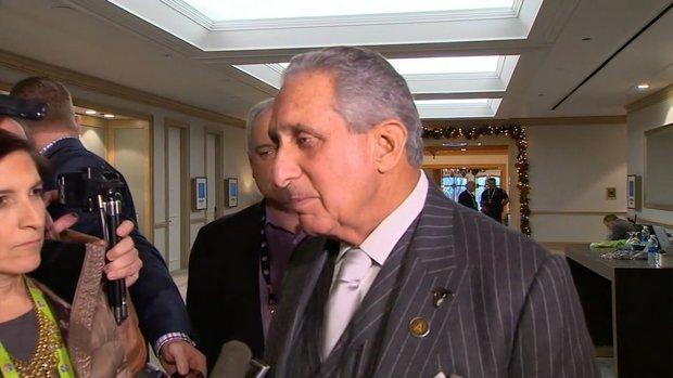 Blank: Jones 'not a factor' in Goodell contract