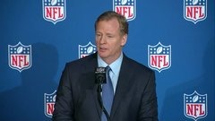 Goodell: 'Relationship with Jerry's been great'