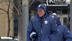 Leafs Ice Chips: Toronto keeps loose with outdoor practice in Minnesota
