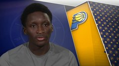 Oladipo: 'I want to be one of the greats'