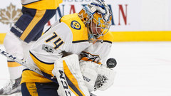 Oilers come out flying, but can't solve Saros