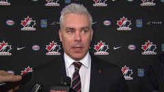 Ducharme knows 'adversity is perfect for their evaluation'