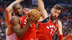 Mitchell: Valanciunas, Ibaka should be playing more in the 4Q