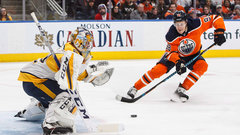 NHL: Predators 4, Oilers 0