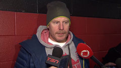 Alfredsson excited for Sens' outdoor alumni game