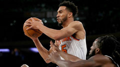 NBA: Knicks 111, Nets 104