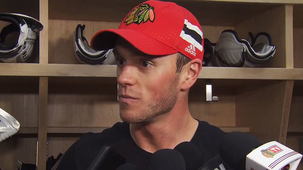 Toews on returning to Winnipeg: 'It's nice to come home'