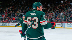NHL: Maple Leafs 0, Wild 2