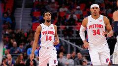NBA: Pistons 105, Hawks 91