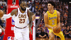 Could Lonzo lure LeBron to Lakers?