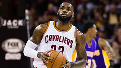 Mitchell on LeBron's future, Raptors' offensive approach