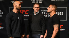 Should winner of Lawler vs. dos Anjos be the top contender in welterweight?