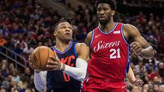 NBA: Thunder 119, 76ers 117 (3OT)