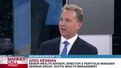 Greg Newman's Market Outlook