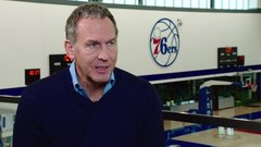 Colangelo: 'Its exciting here in Philadelphia'