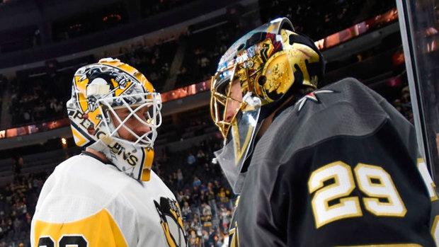 NHL: Penguins 1, Golden Knights 2