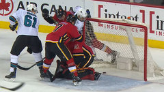 NHL: Sharks 3, Flames 2