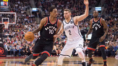 NBA: Nets 87, Raptors 120