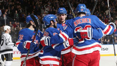 NHL: Kings 2, Rangers 4