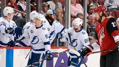 NHL: Lightning 4, Coyotes 1
