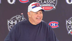 Canadiens excited for a 'special event'