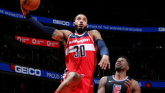 NBA: Clippers 91, Wizards 100