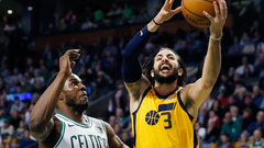 NBA: Jazz 107, Celtics 95