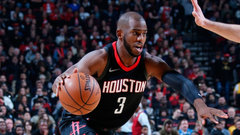 NBA: Spurs 109, Rockets 124