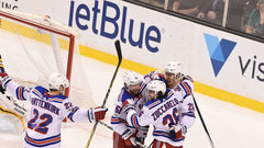 NHL: Rangers 3, Bruins 2 (OT)