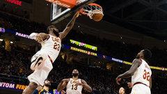NBA: Jazz 100, Cavaliers 109