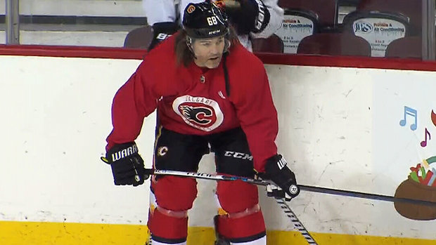 Flames Ice Chips: Jagr returns to the lineup