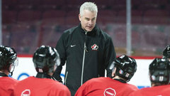 Ducharme happy with experienced, skilled roster