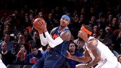 NBA: Thunder 96, Knicks 111