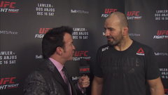Glover Teixeira invites Misha Cirkunov to come and train with him